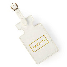 Parfum Luggage Tag