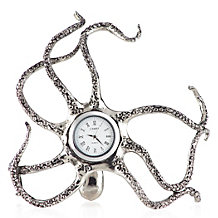 Octopus Table Clock