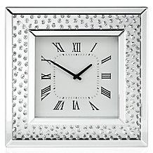 Cascade Wall Clock