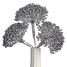 Metallic Dandelion - Set of 3