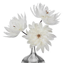 Faux Peony - Set of 3