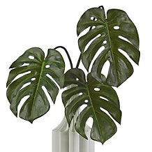 Faux Small Split Philo Leaf - Se...