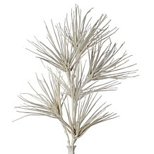Faux Papyrus Branch - Set of 3