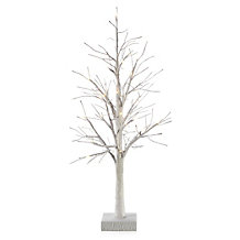 LED Snow Tree - 3'