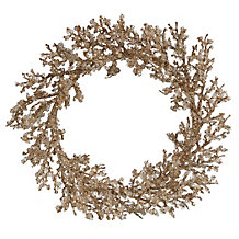 Ice Branch Wreath