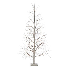 LED Snow Tree - 7'