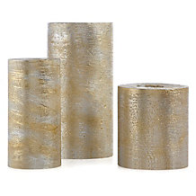 Metallic Texture Pillar