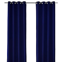 Coastal Indoor/Outdoor Panel - Navy