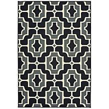 Sausalito Outdoor Rug - Black