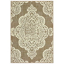 Carmet Indoor/Outdoor Rug - Natural