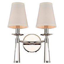 Barron Wall Sconce - Polished Ni...