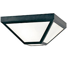 Carmel Outdoor Flush Ceiling Sconce