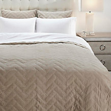 Rivera Bedding - Natural