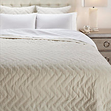 Rivera Bedding - White