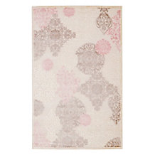Ming Rug - Grey/Blush