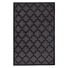 Delano Indoor/Outdoor Rug - Black