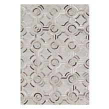 Bidwell Hair On Hide Rug - Grey