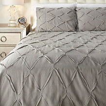 Adella Bedding Set - Grey