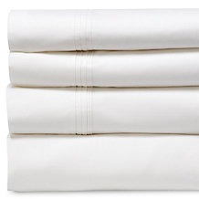 Mayfair Sheet Set - White