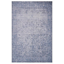 Larna Rug - Grey/Atlantic
