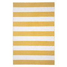 Capri Indoor/Outdoor Rug - Lemon