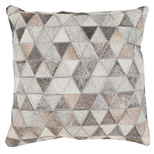 Trento Hair On Hide Pillow 18