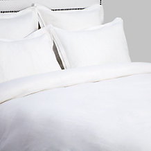 Camerson Bedding - White