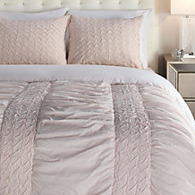 Deverie Bedding - Blush