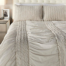 Deverie Bedding - Natural