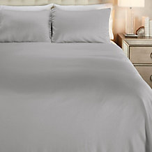 Savoy Bedding - Fog Grey