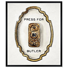 Press For Butler