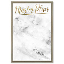 Master Plan Organization Board