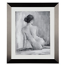 Figure In Black And White 1