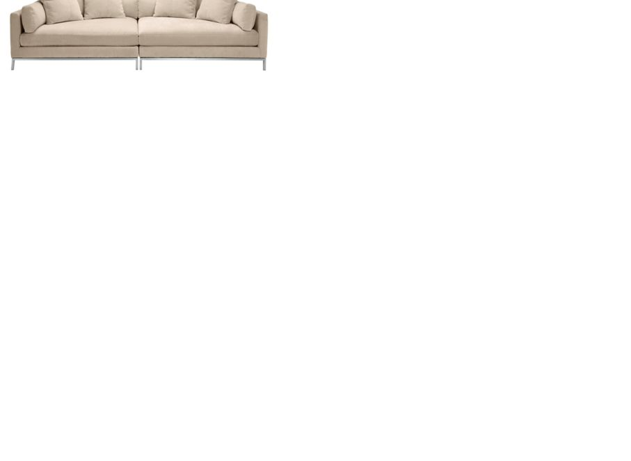 Attractive Ventura Extra Deep Sofa | 2 Piece Couch | Z Gallerie KD92