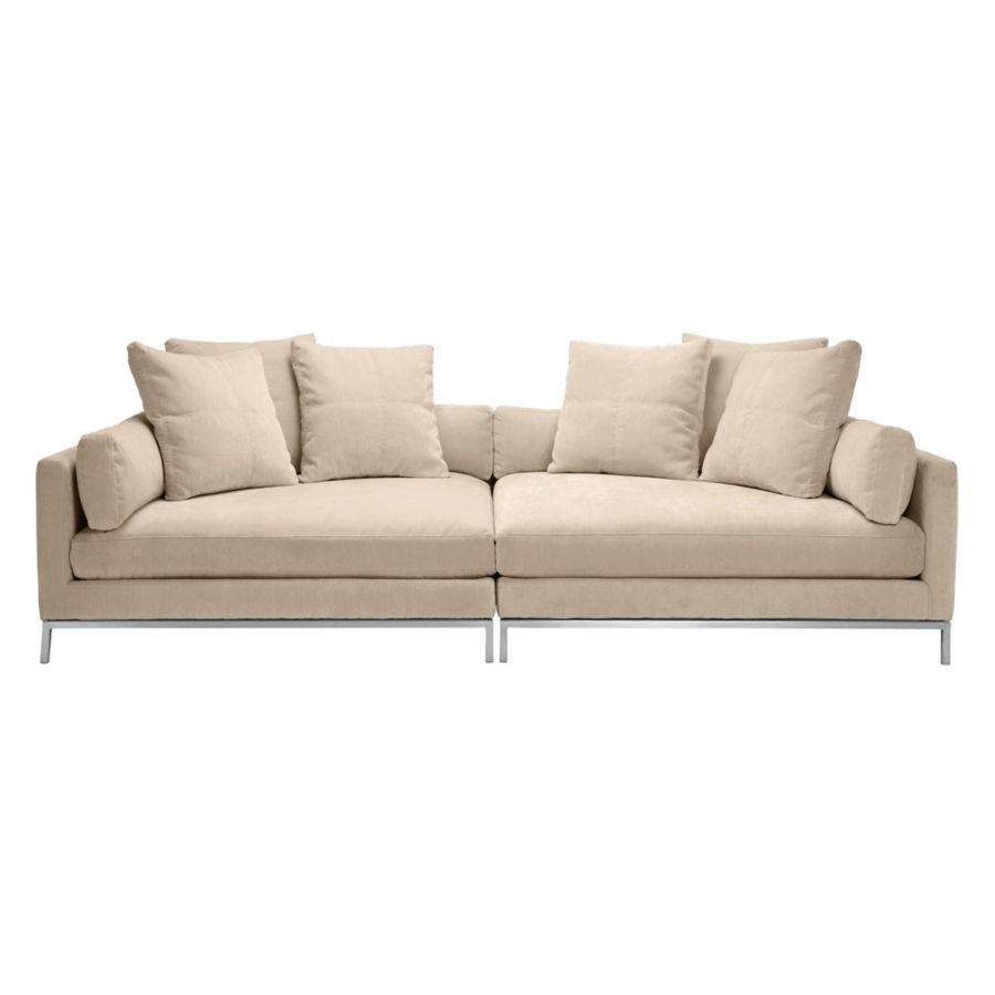 This Review Is Fromventura Extra Deep Sofa 2 Piece Set By Z Gallerie