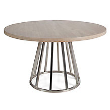 Lex Pedestal Dining Table