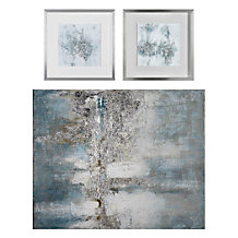 Silver Reflections - Set of 3