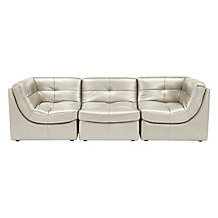 Convo Sofa 3 PC - Taupe