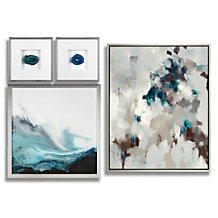 Cerulean Impressions - Set of 4