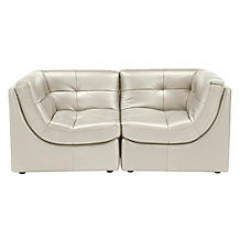 Convo Sofa 2PC - Taupe
