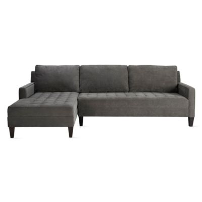 Vapor Chaise Sectional - 2 PC  sc 1 st  Z Gallerie : stylish sectionals - Sectionals, Sofas & Couches