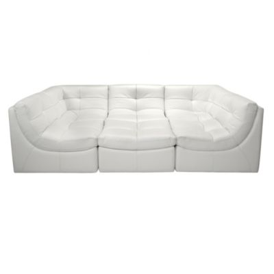 Cloud Modular Sectional - White  sc 1 st  Z Gallerie : z gallerie cameron sectional - Sectionals, Sofas & Couches