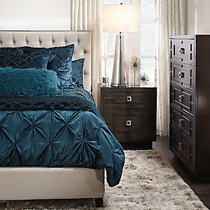 Prague Cerulean Avignon Bedroom Inspiration