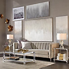Crestmont Glam Living Room