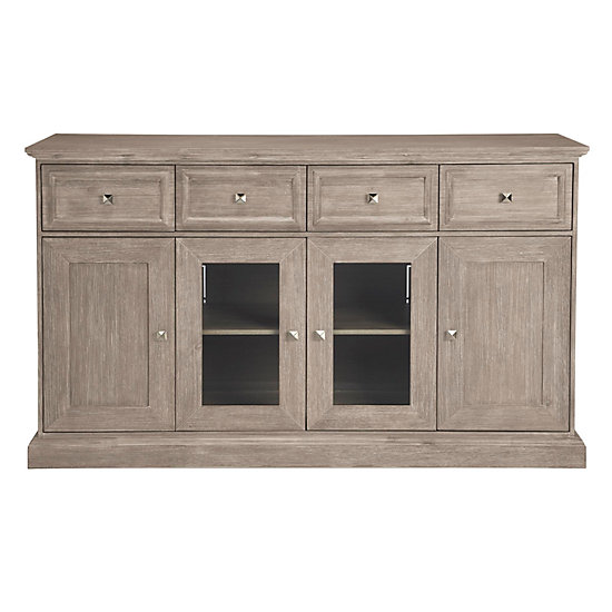 Archer Natural Grey Buffet by Z Gallerie