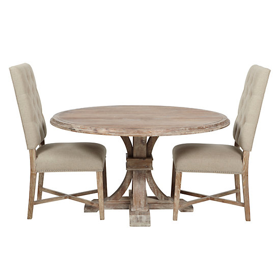 Round Dining Table Archer Collection Z Gallerie : archer wash oak fixed pedestal dining table 9999767692 from m.zgallerie.com size 550 x 550 jpeg 32kB