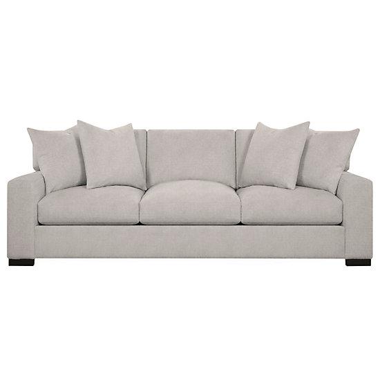 Del Mar Sofa | Relaxed Del Mar Concentric Living Room Inspiration | Living  Room | Inspiration | Z Gallerie