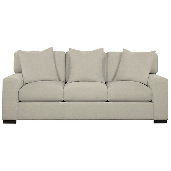 Del Mar Sofa | Relaxed Del Mar Concentric Living Room Inspiration | Living  Room | Inspiration | Z Gallerie