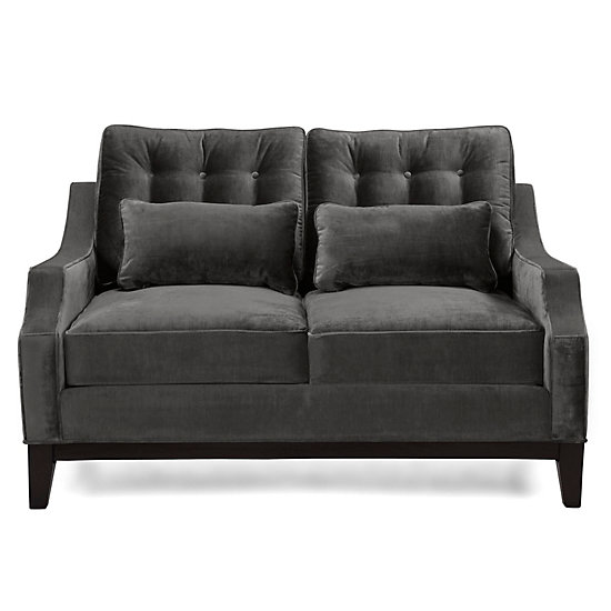 Harrison Love Seat | Small Sofas, Sleepers U0026 Chaises | Small Spaces | Z  Gallerie