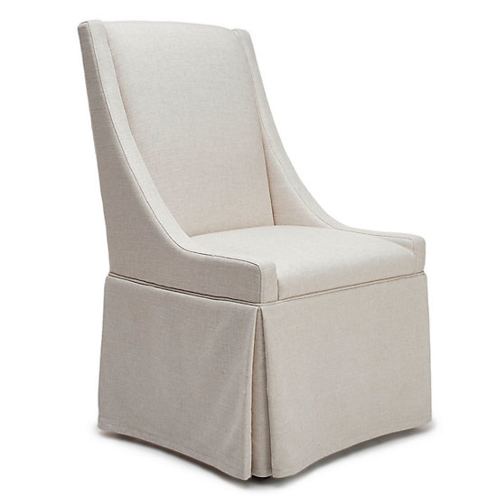 Cool Kendall Skirted Dining Chair Z Gallerie Ibusinesslaw Wood Chair Design Ideas Ibusinesslaworg
